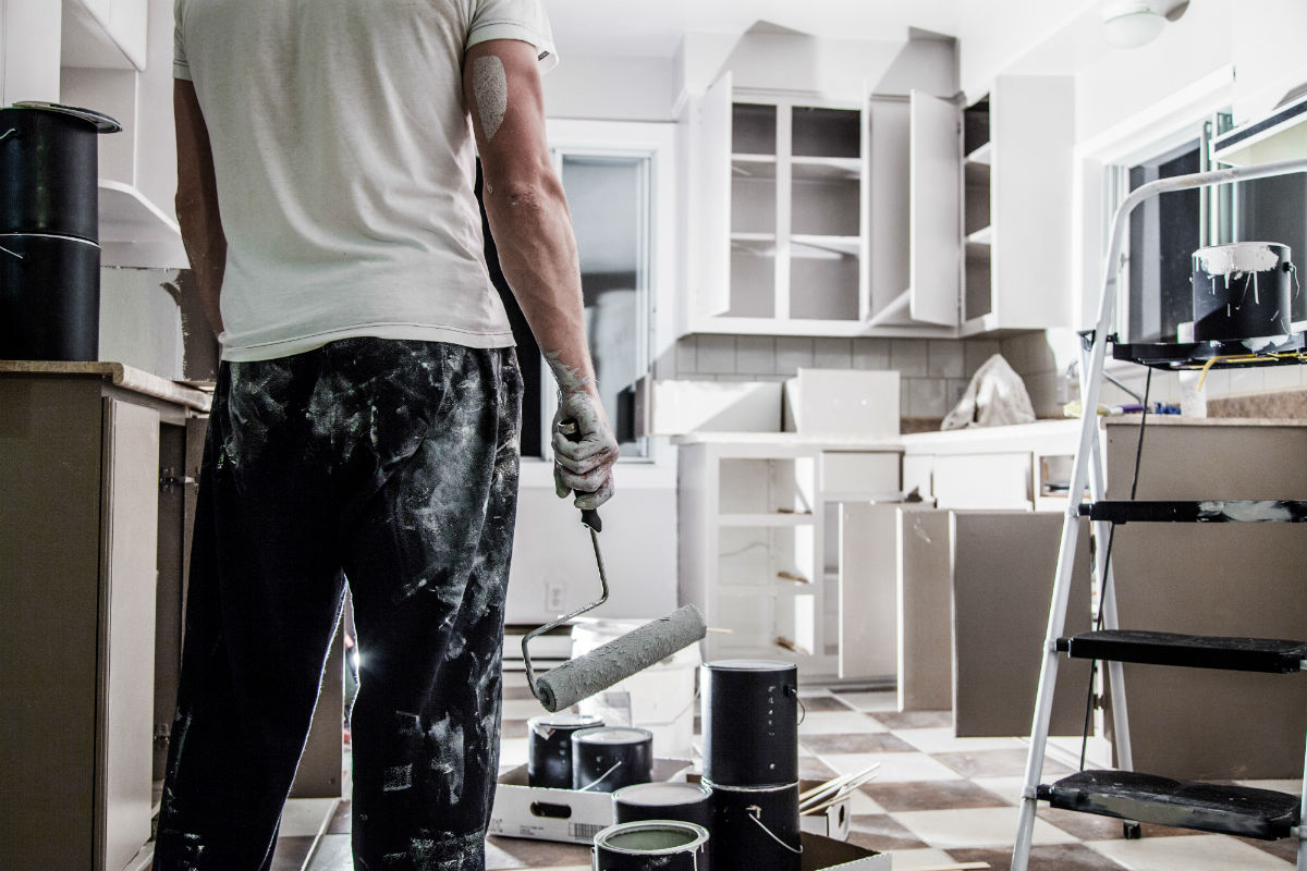 Determine Your Renovation Goals while selling house explained by Meadowbrook