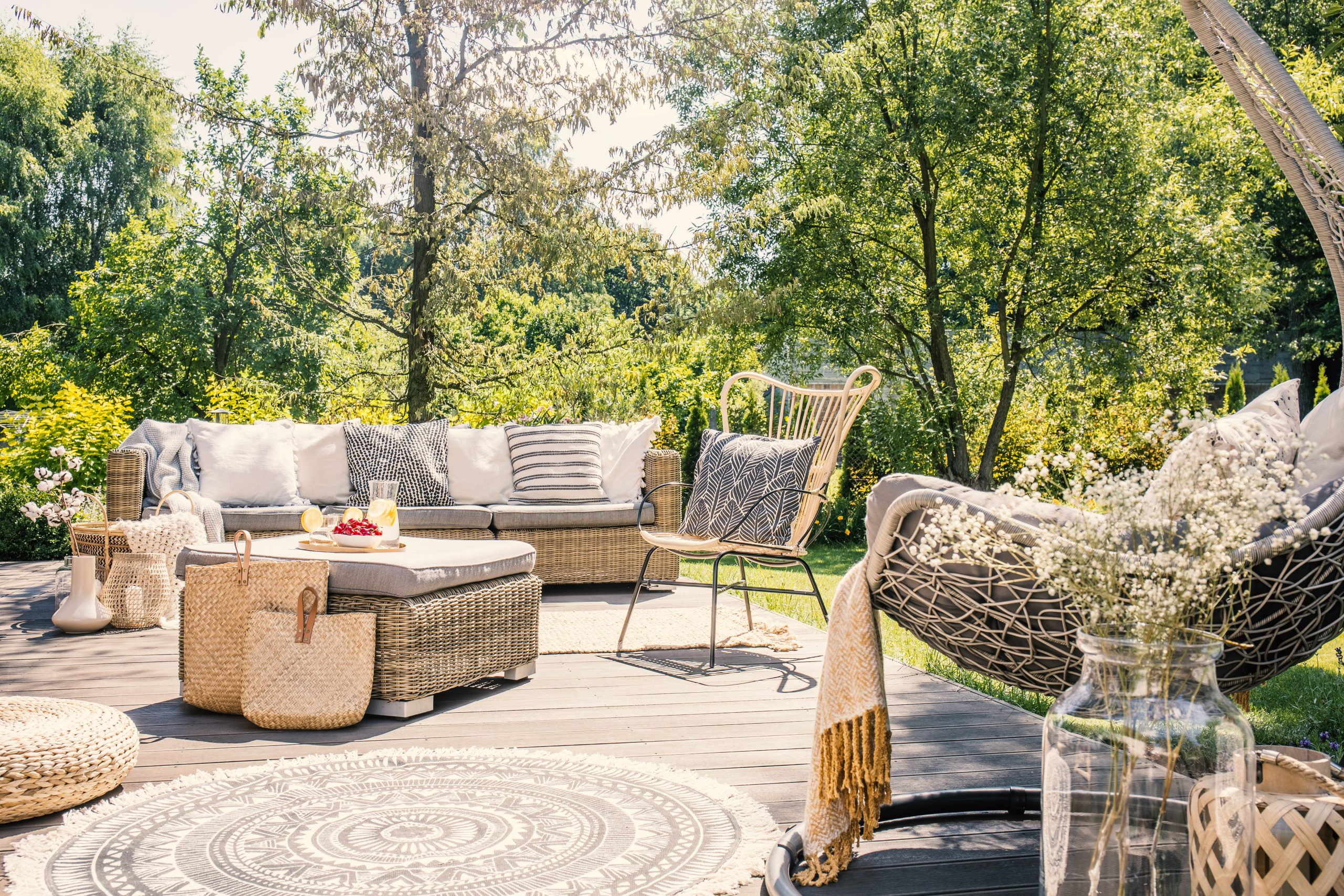 Give your outdoors a makeover